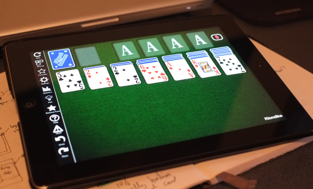 Allgood Solitaire Screenshot